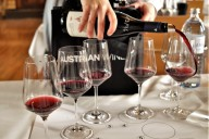 SALON Wein Österreich 19 Flights Rot quer