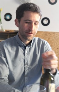 Stefan Mehofer Wagram Vertikale hoch
