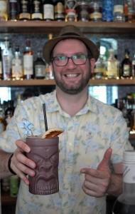 Jägermeister Austrian Tiki Cocktail Markus