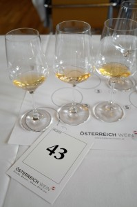 SALON Wein Österreich 19 Flights orange