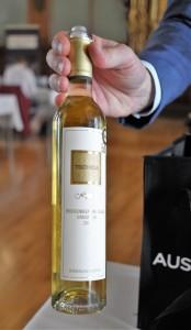 SALON Wein Österreich 19 Flights süss Tschida