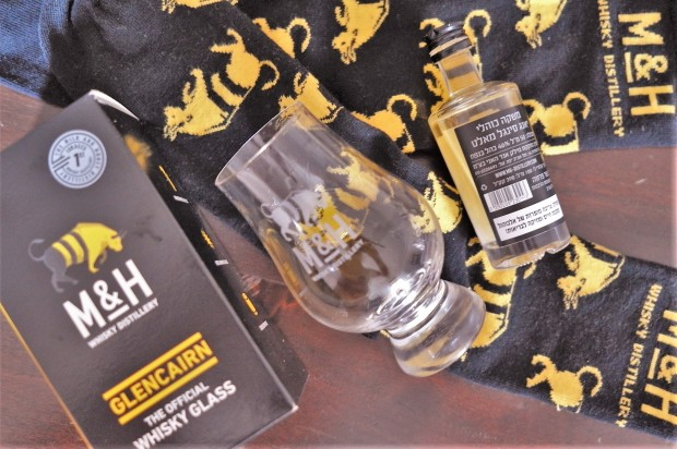 Mik&Honey Israel Whisky querto