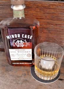 Yellowstone und Minor Case Rye hoch