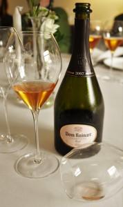 Champagne Ruinart Rosé Dom Ruinart hoch