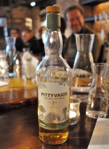 Diageo Limited Release 2019 Pittyvaich 29 years ghost whisky