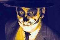 Grof Calavera Dia de los Muertos