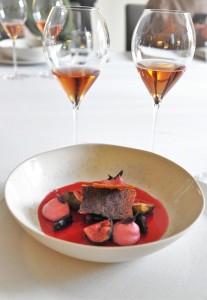Reims Champagne Maison Ruinart Rose Dessert