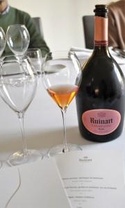 Reims Champagne Maison Ruinart hoch