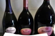 Ruinart Champagne Rosé Reims Magnums
