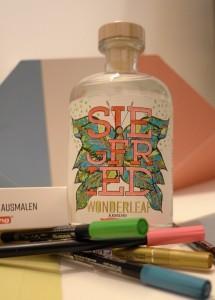 Siegfried Wonderleaf ausgemalt hotop