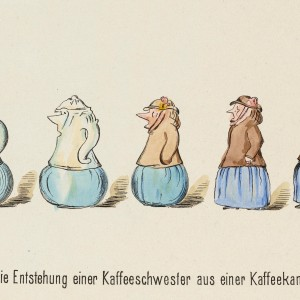 Kaffeeschwester aus der KAfeekann by courtesy of Wellcome Collection (2)