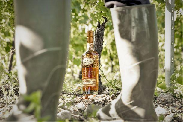 Picture Ferrand Cognac Fassfinish Banyuls