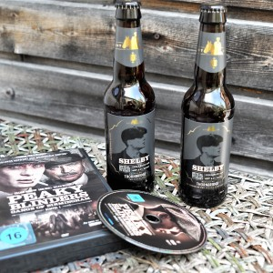 Shelby Thornbridge Peaky Blinders Beer Bier querto
