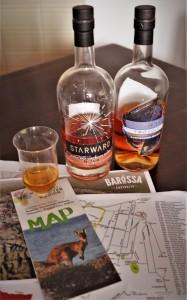 Starward Whisky Nova Two-Fold Barossa hoch