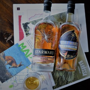 Starward Whisky Nova Two-Fold Barossa quertop