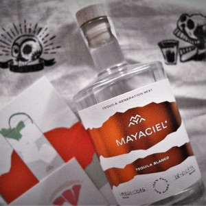 Mayaciel Tequila Blanco quer
