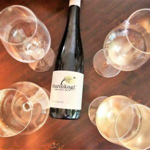 Sturmkogel Masser Weinglas Test Stumrkogl