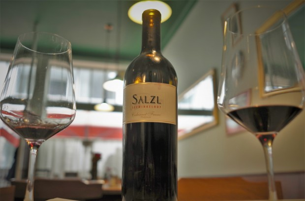 Salzl Cabernet Franc 2017 quert