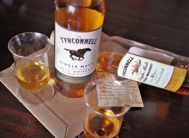 The Tyrconnell Irish Single Malt querto