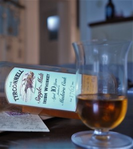 The Tyrconnell Irish Whiskey 10 years Madeira Cask