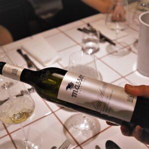 Florian Masser Schlingelberg Wein Menü Mayer und Freunde