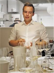 Florian Masser Schlingelberg Wein Menü Mayer und Freunde ho