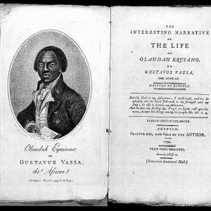 Olaudah Equiano Report historisch courtesy Library of Congress