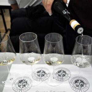 ÖTW Verkostung Grafenegg Weißweine quer