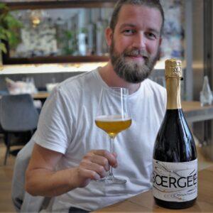 Boergée Bier Sekt Stephan Börger quer