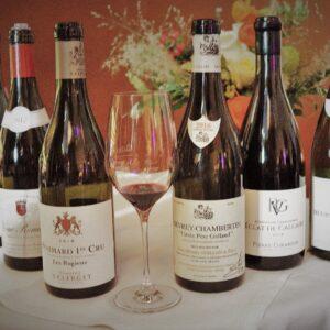Burgunder Meursault Gevrey Chambertin quer