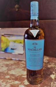 Macallan Edition No 6 Hyatt hoto