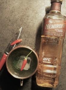 Nemiroff Deluxe Honey Pepper hoch