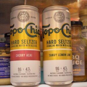 Topo Chico Hard Seltzer