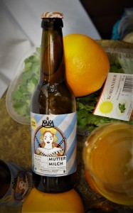 Witty Wang Witbier Muttermilch Beer Lovers ho