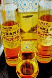 AWA Whisky Granit Destillerie Günther Mayer hoch