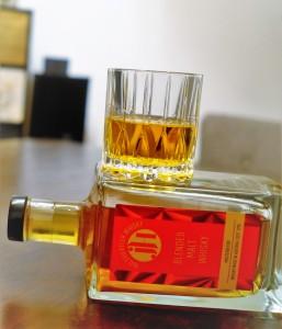 Blended Malt JH Haider Waldviertler Whisky hoch