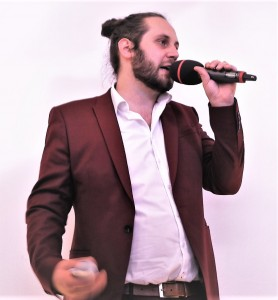 David Gölles speaking audr