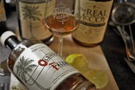 Falernum Oldjudge Real McCoy Corn N Oil quert