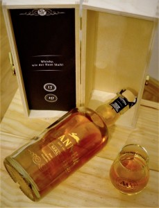 Pfanner Whisky 10 years limited quadr