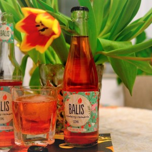 Balis Cosmo Cranberry Limo quert