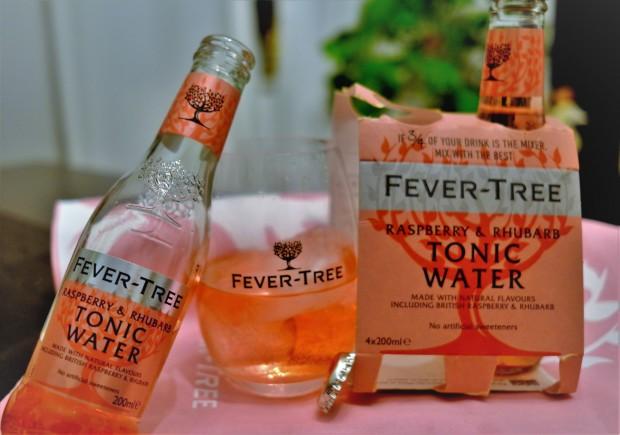 Fever Tree Raspberry Rhubarb Tonic