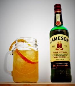 St Patricks Irish Mule Jameson hochr