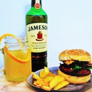 St Patricks Irish Mule Jameson quert (2)