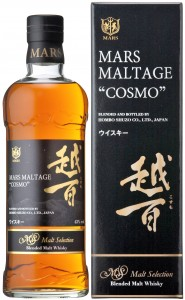 Mars Whisky Japan Kasai Bottle hoch