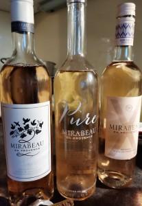 Mirabeau Rosés vom Feinsten quer (2)