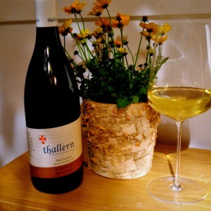 Thallern Ried Student Riesling queto
