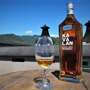 Kavalan Whisky Taiwan Formosa Single Malt Concertmaster quert (2)