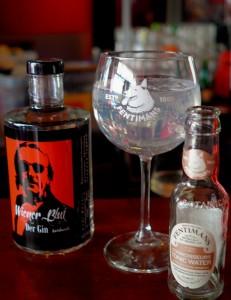 Wiener Blut Der Gin hot
