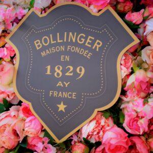 Bollinger Cuvee Bolligarten Park Hyatt quer