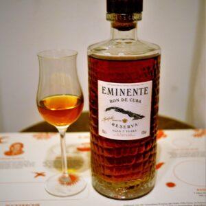 Eminente Ron de Cuba bottle